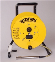 TESTWELL INTERFACE METER 100 FOOT 7/16 INCH DIAMETER PROBE