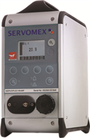 SERVOMEX MINI MP 5200 PORTABLE O2 PARAMAGNETIC ANALYZER 4/20 MA (2-day min) USFDA APPROVED MEDICAL O2 USP & N2 NF (2-day min)