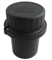 "407 408 Well Cap (2"" Dedicated - 3/8"" &1/4"") for Bladder/DVP Pump"