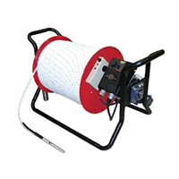 101 SCP3500 Power Reel w/Electr. (12V, up to 2500ft/750m) for Water Level Meter