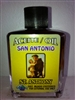 MAGICAL AND DRESSING OIL (ACEITE) 1/2OZ - SAINT ANTHONY (SAN ANTONIO)