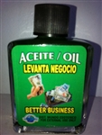 MAGICAL AND DRESSING OIL (ACEITE) 1/2OZ - BETTER BUSINESS (LEVANTA NEGOCIO)