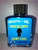 MAGICAL AND DRESSING OIL (ACEITE) 1/2OZ COURT CASE (CASO DE CORTE)