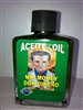 MAGICAL AND DRESSING OIL (ACEITE) 1/2OZ JOHN THE MONEY ( DON JUAN DEL DINERO )