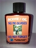MAGICAL AND DRESSING OIL (ACEITE) 1/2OZ DO NOT FORGET ME ( NO ME OLVIDES )