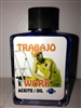 MAGICAL AND DRESSING OIL (ACEITE) 1/2 OZ FOR WORK (TRABAJO)