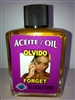 MAGICAL AND DRESSING OIL (ACEITE) 1/2 OZ - FORGET (OLVIDO)