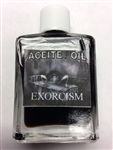 MAGICAL AND DRESSING OIL (ACEITE) 1/2 OZ FOR EXORCISM