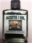MAGICAL AND DRESSING OIL (ACEITE) 1/2 OZ - ARCHANGEL RAPHAEL