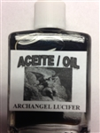 MAGICAL AND DRESSING OIL (ACEITE) 1/2 OZ - ARCHANGEL LUCIFER