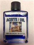 MAGICAL AND DRESSING OIL (ACEITE) 1/2 OZ - ARCHANGEL RAGUEL