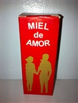 MAGICAL AND DRESSING OIL EXTRACT 1/2 OZ HONEY OF LOVE ( MIEL DE AMOR )