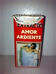 MAGICAL AND DRESSING OIL EXTRACT 1/2 OZ BURNING LOVE ( AMOR ARDIENTE )