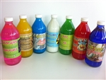 FLOOR WASH 16OZ ( LAVADO DE PISO ) MULTIPLE TYPES GLASS BOTTLES
