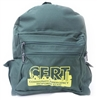 CERT Backpack, 5 compartments, with CERT logo