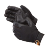 Mechanics Gloves Deerskin Palm, Lightning Gear **Size: Small**