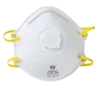 Respirators N95 Disposable with Exhalation Valve 10 per box