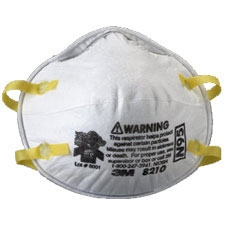 N95 Respirator, 3M Particulate, Disposable