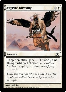 Angelic Blessing - Tenth Edition - Common