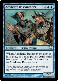 Academy Researchers - Tenth Edition - Uncommon