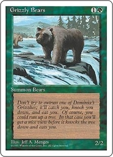 Grizzly Bears - Fourth Edition - Common