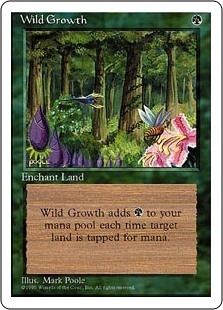 Wild Growth - Fourth Edition - Common