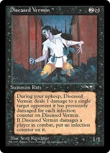 Diseased Vermin - Alliances - Uncommon