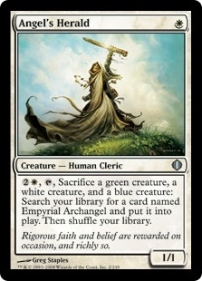 Angel's Herald - Shards of Alara - Uncommon