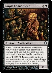 Corpse Connoisseur - Shards of Alara - Uncommon