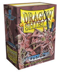 Dragon Shield Sleeves (100) - Fusion