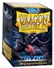 Dragon Shield Sleeves (100) - Matte Black