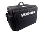 Ammo Bag with Full Pluck Foam Loadout - Black