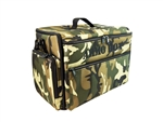 Ammo Box Bag with Full Pluck Foam Loadout - Camo