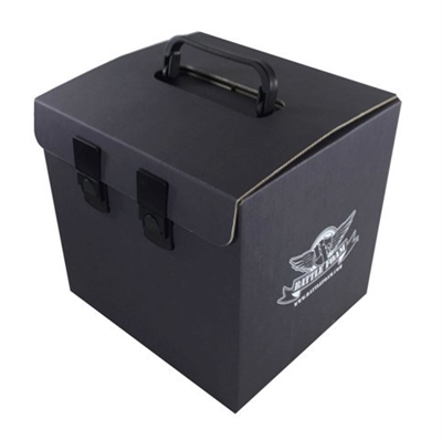 Battle Foam 'D-Box' Standard Load Out (Stone Black) - BF-MIS-BFWBFB
