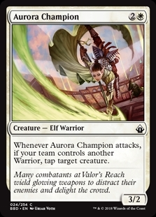 Aurora Champion - Battlebond - Common