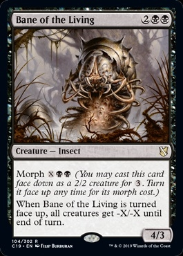 Bane of the Living - Commander 2019 - Rare