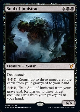 Soul of Innistrad - Commander 2019 - Mythic Rare