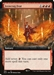 Irencrag Feat - Extended Art - Throne of Eldraine Collector Boosters - Rare