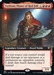 Torbran, Thane of Red Fell - Extended Art - Throne of Eldraine Collector Boosters - Rare