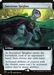 Sorcerous Spyglass - Extended Art - Throne of Eldraine Collector Boosters - Rare
