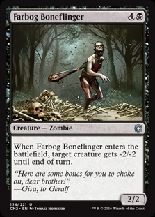 Farbog Boneflinger - Conspiracy: Take the Crown - Uncommon