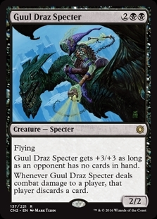 Guul Draz Specter - Conspiracy: Take the Crown - Rare