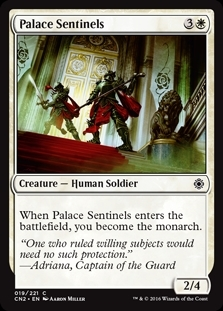 Palace Sentinels - Conspiracy: Take the Crown - Common