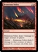 Brimstone Volley - Magic: The Gathering-Conspiracy - Common