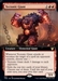 Tectonic Giant - Extended Art - Theros Beyond Death Collector Boosters - Rare