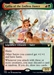 Gallia of the Endless Dance - Extended Art - Theros Beyond Death Collector Boosters - Rare