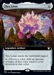 Nyx Lotus - Extended Art - Theros Beyond Death Collector Boosters - Rare