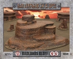 Battlefield in a Box - Badlands Bluff