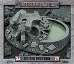 Battlefield in a Box - Ruined Fountain