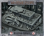Battlefield in a Box - Blasted Terrace
